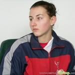 Аджова 4-а на Балканиадата в Одрин, Алинска – с личен рекорд