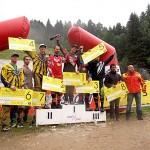 137 байкъри се пуснаха на традиционното планинско колоездене в Боровец