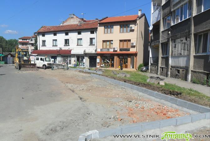 Започна изграждането на нов паркинг в централната част на града ни – в района на кооперативния пазар. Паркингът се оформя северно от пазара и южно от най-горния блок на ул. […]