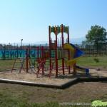 Нова детска площадка в Спортното