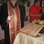 Икона на самоковски майстор украси читалище на пазарджишко село