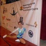 Злато за Надя Паунова в Пловдив