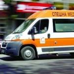ТИР и микробус се сблъскаха на софийския път, младеж пострада