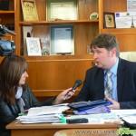 """Кметът Владимир Георгиев: """"Европейски пари ще използваме за решаване на проблемите на хората"""""""