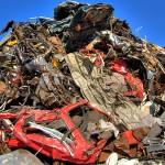 Откриха 14 тона незаконен метал