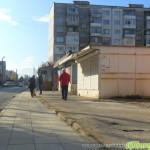 """Най-накрая нормален тротоар по главната улица в """"Самоково"""""""