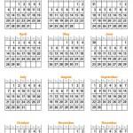 6 дни ваканция за Гергьовден, 4 за Великден, 5 за Коледа
