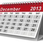 Още само 7 работни дни до края на годината