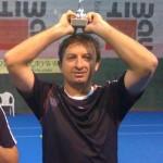 Пепи Лазев с втора титла за сезона, би шампион в Бургас