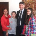 Кметът награди световната шампионка Мария Чепилова