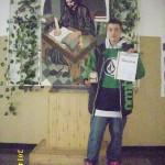 Метин Методиев победи в международен конкурс