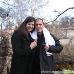 В Радуил петима младоженци се изкъпаха на Богоявление