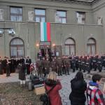 """Гвардейци и членове на клуб """"Чакър войвода"""" участваха в тържеството за Булаир"""