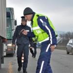 Специализирани проверки на камионите и автобусите