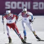И самоковец има скромен принос за успехите на руските скиори