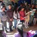 Ученици гостуваха в библиотеката в чест на Апостола