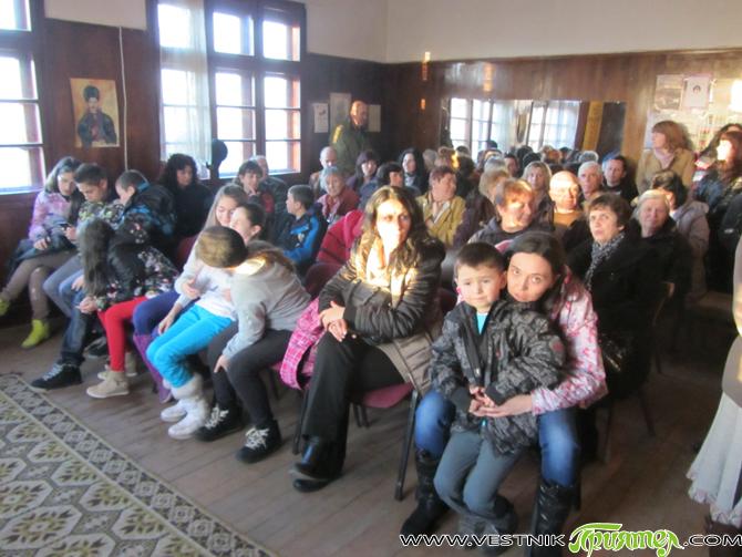 """В Посетителския център на Националния парк """"Рила"""" в Самоков на 29 март се състоя общото отчетно-изборно събрание на читалище """"Младост–2003 г."""". Дневният ред бе обявен предварително в поканите и на […]"""