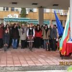 С песни и танци на открито чествахме Трети март