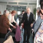 И самоковци поздравиха 90-годишен спортист-ветеран