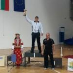 Евгени Генчев спечели международен турнир