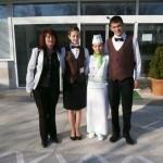 Севдалина Костова и Георги Спасов ще представят Самоков на национално състезание