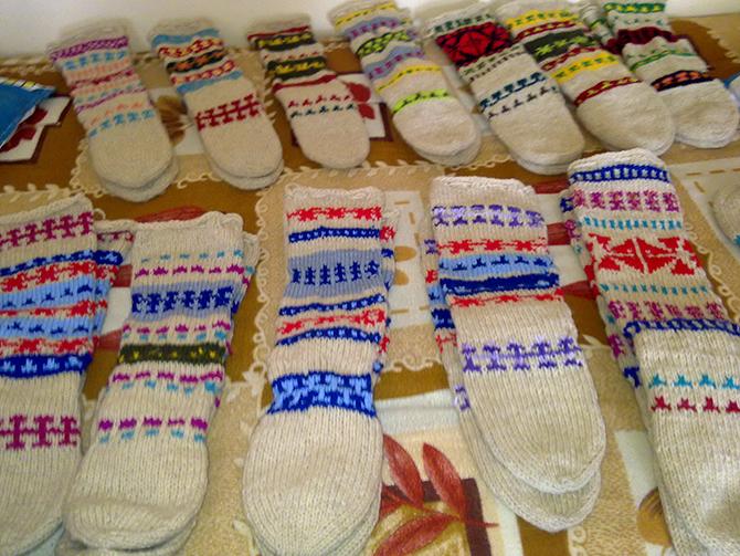 Свиленка Годинячка от Райово, с алинско потекло, изплете 15 чифта вълнени чорапи с национални мотиви, които дари на сочените предварително за фаворити състезатели по време на старта за Европейската купа […]
