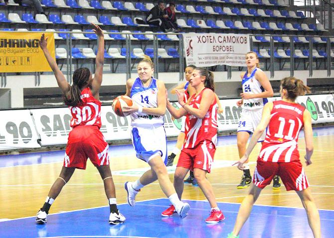 """Женският тим на """"Рилски спортист"""" ще спори с """"Нефтохимик"""" в четвъртфиналната фаза от надпреварата за титлата в Националната баскетболна лига. Това стана факт, след като самоковки финишираха на 6-о място […]"""