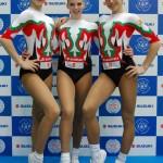 5 медала за самоковки на държавното по аеробика