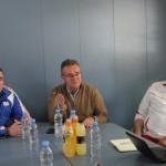 Вицепрезидентът на Европейската атлетика възхитен от подготовката