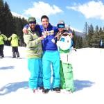 7 медала за сноубордистите от първенството в Банско