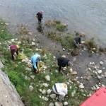 2000 души събраха 250 тона боклук в събота