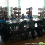 Месеца на книгата честваха ученици в библиотеката