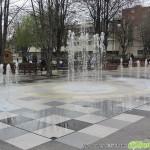 Ремонтираха фонтана