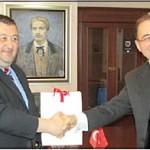 Посланикът на Турция посети Софийска област