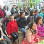 Ученици честваха Деня на земята в библиотеката