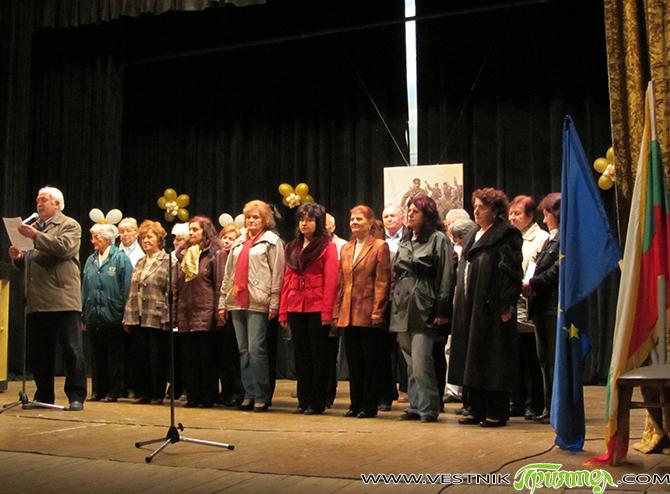 Във Военния клуб /ДНА/ на 6 май бе честван Денят на храбростта и празник на Българската армия. Присъстващите, сред които запасни воини и ветерани от Втората световна война, бяха сърдечно […]