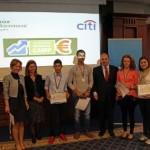 """Ученички от ПТГ """"Н. Вапцаров"""" спечелиха национално състезание"""
