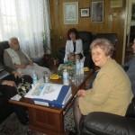 Георги Христов дари 5000 лв. за храма до болницата