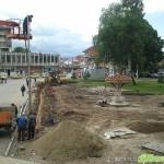Районът около Чадър чешма се обновява