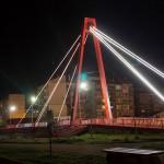Червеният мост стана атракция