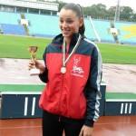 Бронз за Каролина Аджова от шампионата в Сливен