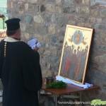 С литийно шествие и възстановка честваха Спасовден в Цари мали град