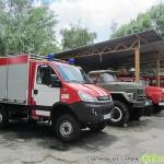 Нов модерен автомобил получи Пожарната