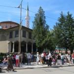 Мълчалив протест в защита на Джамията като общинска собственост