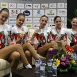 Четири самоковки пробиха на световните финали по аеробика