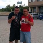 Иван Вучелийски с бронз от държавния шампионат в Пловдив