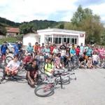 54 велосипедисти участваха в 11-ия колопоход до Овчарци и Водопада