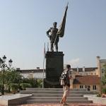Барелеф на Корчев да има на мемориала на опълченците