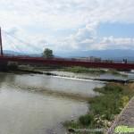 Червения мост с юбилей – построен е преди 40 години