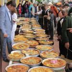 Берковската духова музика и италианци – на зелник в Бели Искър